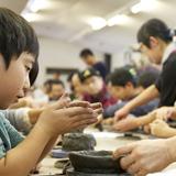 家族で陶芸体験。きっと、忘れられない思い出になる