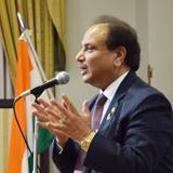 アガワル国際会長八複合地区公式訪問