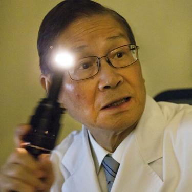 市民の目の健康を守る無料検診44年