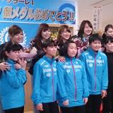 五輪カーリング女子日本代表を全力応援