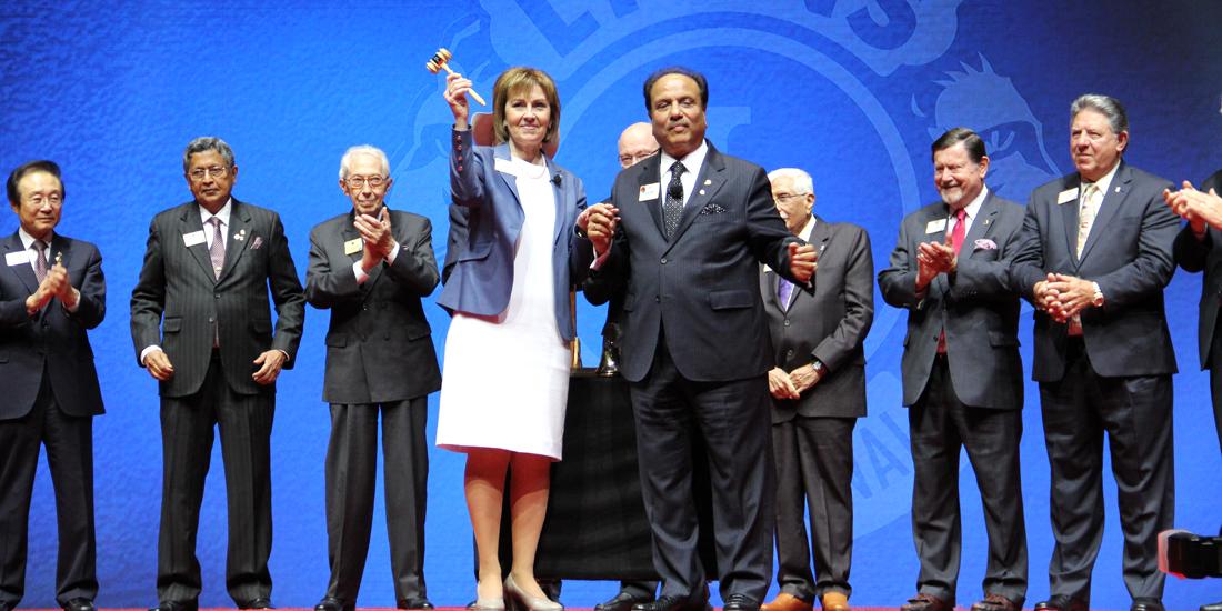 新たな一歩を踏み出した ラスベガス国際大会