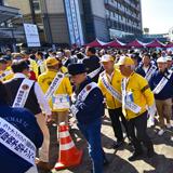 加古川ツーデーマーチで糖尿病予防啓発活動を実施