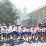 山崎1番のランナーは僕だ 小学生ロードレース大会