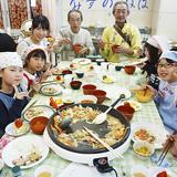 食を通じた青少年育成と世代間交流に取り組む