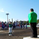 奉仕の喜びを共有した 少年野球大会