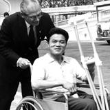 みんなで大阪万博へ行こう! 身体障害者センターを建設