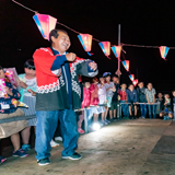 飼育を続けて30年 ホタル祭り開催