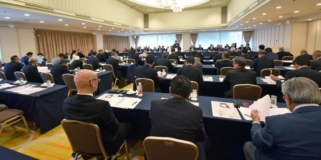 一般社団法人日本ライオンズ 第1回社員総会