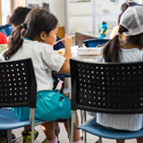 放課後に温かい団らんをこども食堂開催