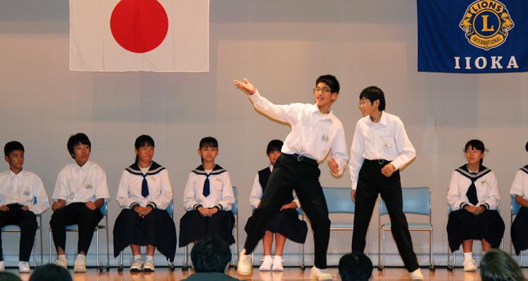 第23回旭市中学校生徒英語発表会