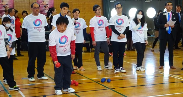 広島フォーラムでボッチ大会に参加