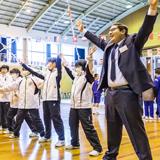 因島から国際人を1日留学体験実施