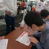 緊急事態宣言下 血液不足を受けて献血活動