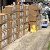 日本ライオンズの追加支援 34県にマスク34万枚