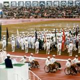 一期一会:全国身体障害者スポーツ大会