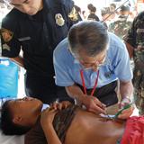 日本・フィリピン合同医療奉仕活動の絆