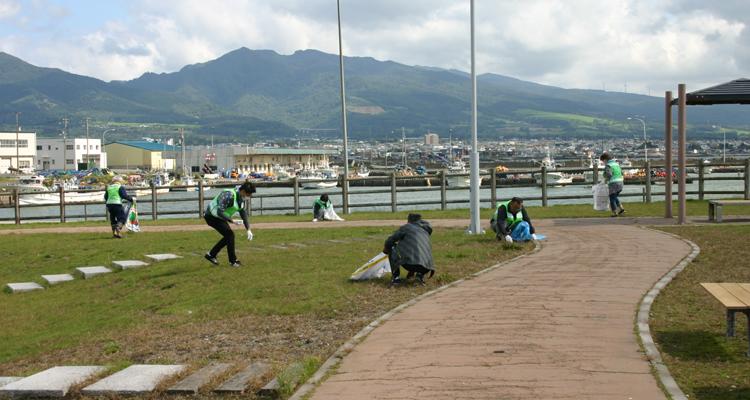 SDGs実践としての海浜清掃活動