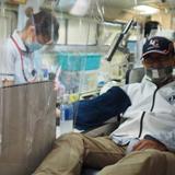 コロナ下の血液不足の中 献血推進活動