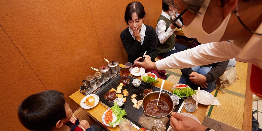 本物の味に触れる機会を提供する子ども食堂