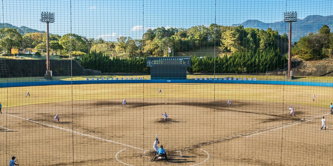 一生の思い出に残るように  中学生野球大会開催