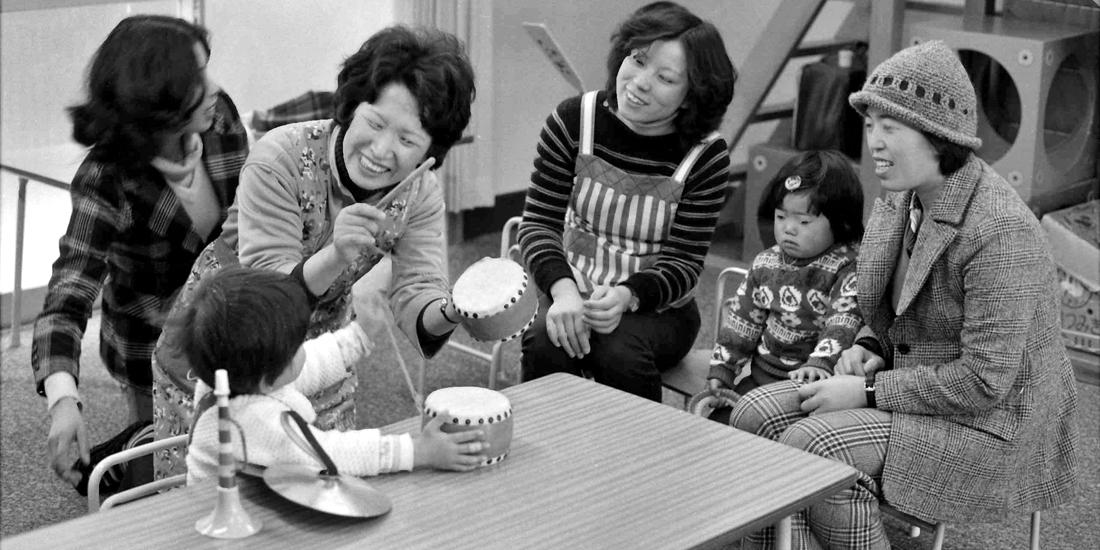 幼児難聴をより早く発見し 言葉のある世界へ