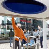 徳島のシンボル 眉山の整備・清掃活動
