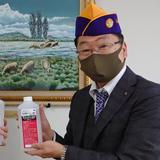 児童養護施設4カ所へ消毒用アルコール寄贈