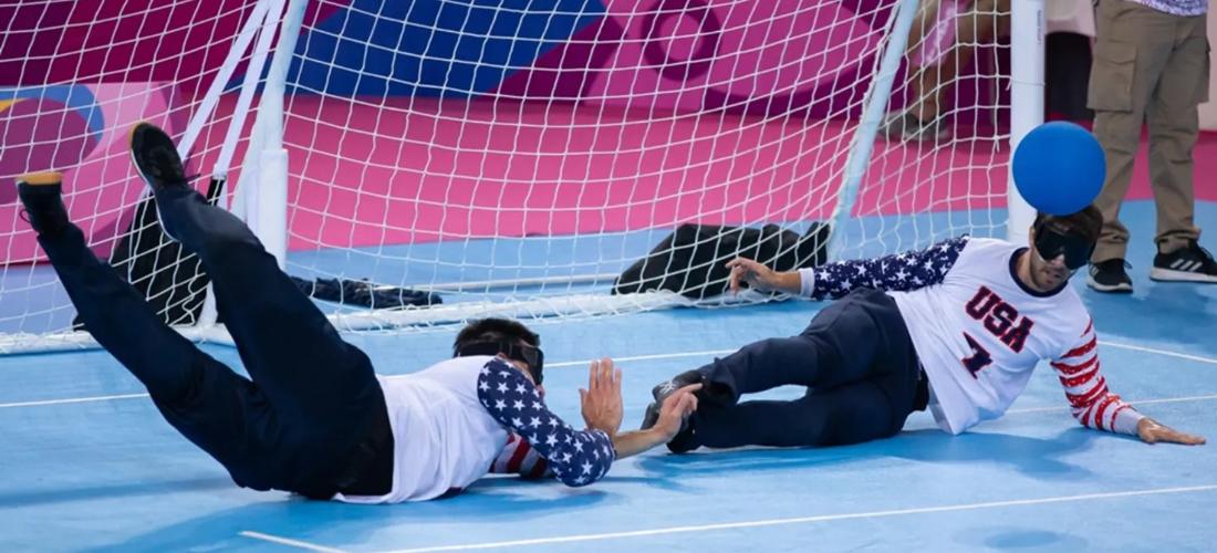 パラリンピックの夢に向かって